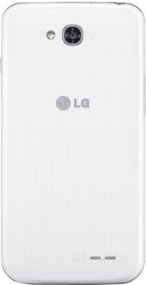 Смартфон LG L90 / D405 (белый) - задняя панель