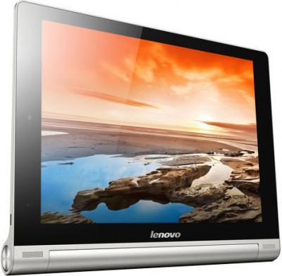 Планшет Lenovo Yoga Tablet 10 B8000 16GB 3G (59388203) - полубоком