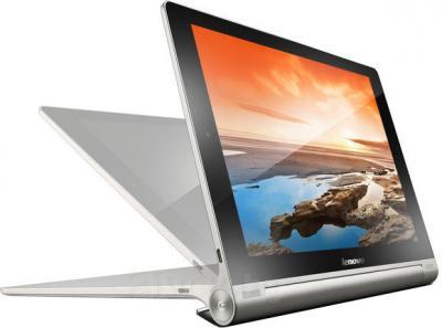 Планшет Lenovo Yoga Tablet 10 B8000 16GB 3G (59388203) - складывание