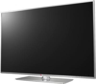 Телевизор LG 47LB650V - полубоком
