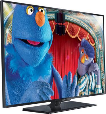 Телевизор Philips 40PFT4509/60 - полубоком