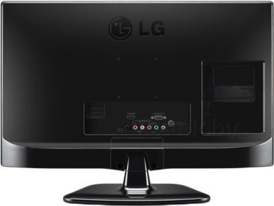 Телевизор LG 22MT45V-PZ - вид сзади