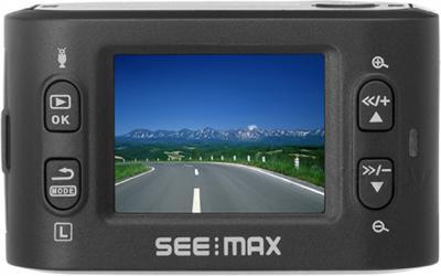 Экшн-камера SeeMax DVR RG700 Pro - дисплей