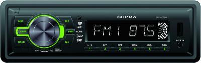 Бездисковая автомагнитола Supra SFD-1010U - общий вид