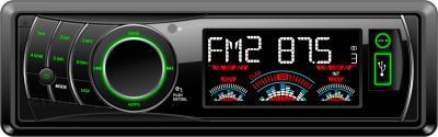 Бездисковая автомагнитола Supra SFD-112U - общий вид
