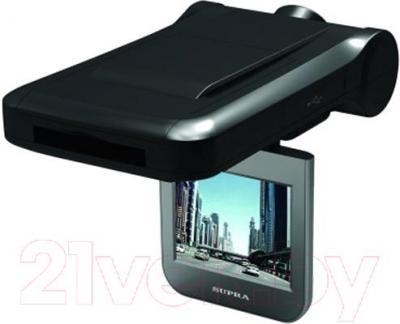 Автомобильный видеорегистратор Supra SCR-610 - общий вид