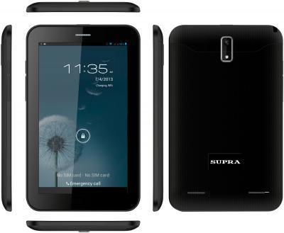 Планшет Supra NVTAB 7.0 3G - обзор всех панелей