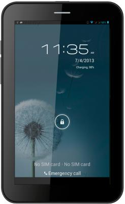 Планшет Supra NVTAB 7.0 3G - фронтальный вид
