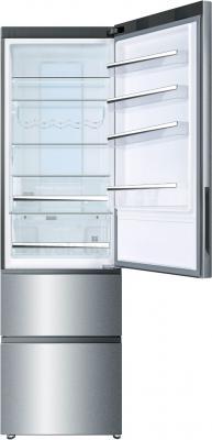 Холодильник с морозильником Haier A2FE637CXJ - в открытом виде