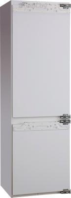 Холодильник с морозильником Haier BCFE625AWRU - общий вид