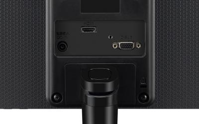 Монитор LG 27MP35VQ-B - порты для подключения