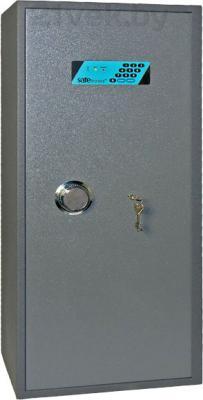 Мебельный сейф SAFEtronics NTL-100ME - с закрытой дверью