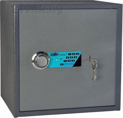 Офисный сейф SAFEtronics NTL-40MEs - с закрытой дверью