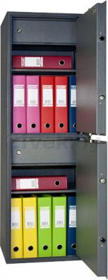 Мебельный сейф SAFEtronics NTL-62/62M - с открытой дверью