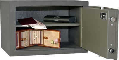 Мебельный сейф SAFEtronics NTR/11 24M - с открытой дверью