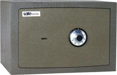 Мебельный сейф SAFEtronics NTR/11 24MLG - закрытый