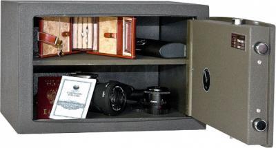 Мебельный сейф SAFEtronics NTR/11 24MLG - с октрытой дверью