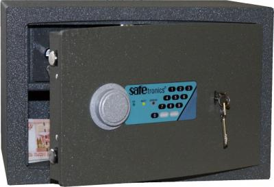 Мебельный сейф SAFEtronics NTR/11 24MEs - общий вид