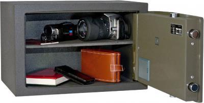 Мебельный сейф SAFEtronics NTR/11 24ME - с открытой дверью