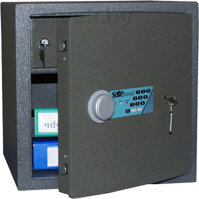 Мебельный сейф SAFEtronics NTR/11 39MEs - общий вид