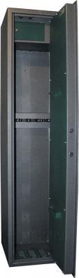 Оружейный сейф SAFEtronics SP5 150ME - с открытой дверью