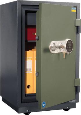 Офисный сейф Valberg FRS-80T EL - общий вид