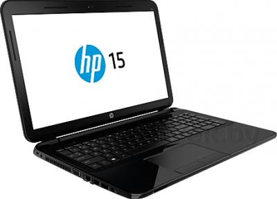 Ноутбук HP 15-g002sr (F7R96EA) - общий вид