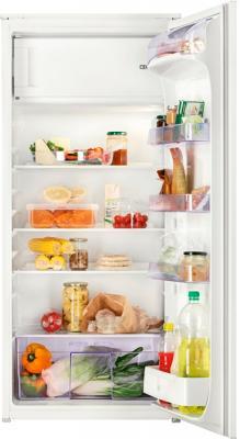 Холодильник с морозильником Zanussi ZBA22420SA - общий вид