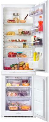 Холодильник с морозильником Zanussi ZBB28650SA - общий вид