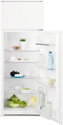 Холодильник с морозильником Electrolux EJN2301AOW - общий вид