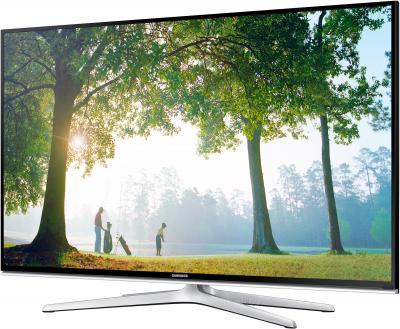 Телевизор Samsung UE40H6500AT - полубоком
