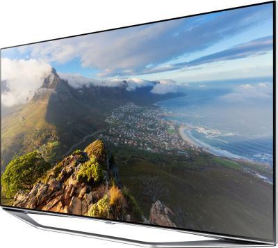 Телевизор Samsung UE40H7000AT - вполоборота