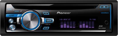 Автомагнитола Pioneer DEH-X7650SD - общий вид