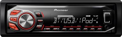 Бездисковая автомагнитола Pioneer MVH-X360BT - общий вид