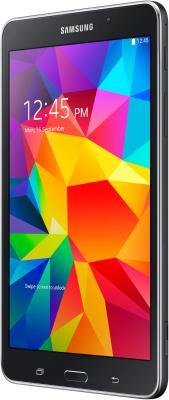 Планшет Samsung Galaxy Tab 4 7.0 / SM-T231 (3G, черный) - полубоком