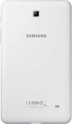 Планшет Samsung Galaxy Tab 4 7.0 / SM-T231 (3G, белый) - вид сзади