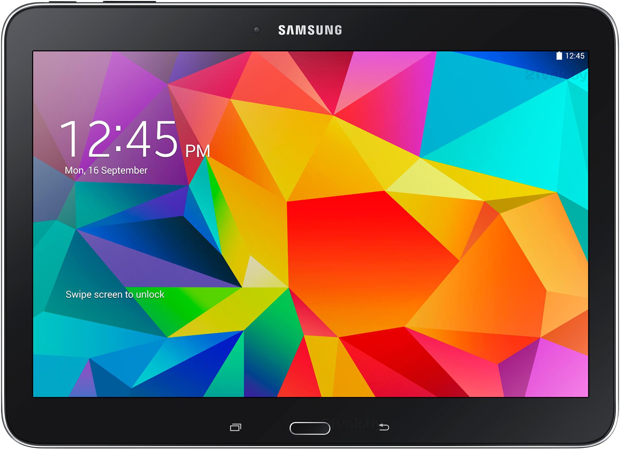 Galaxy Tab 4 10.1 SM–T531 (3G, Black) 21vek.by 4816000.000