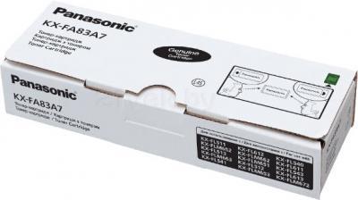 Тонер-картридж Panasonic KX-FA83A7 - общий вид