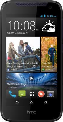 Смартфон HTC Desire 310 Dual (синий) - общий вид