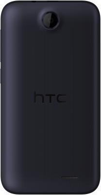 Смартфон HTC Desire 310 Dual (синий) - задняя панель