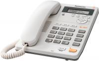 Проводной телефон Panasonic KX-TS2570 (белый) -