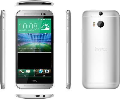 Смартфон HTC One / M8 (серебристый) - полный обзор панелей