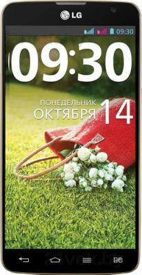 Смартфон LG Optimus G Pro Lite Dual (D686) (Gold) - общий вид
