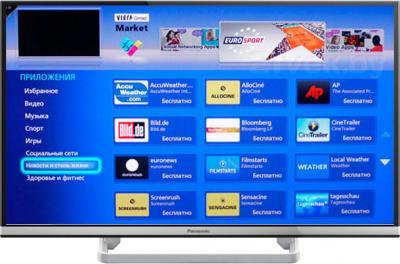 Телевизор Panasonic TX-32ASR600 - общий вид