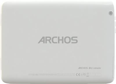 Планшет Archos 80 Xenon - вид сзади
