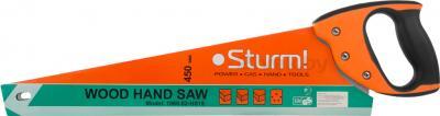 Ручная пила по дереву Sturm! 1060-02-HS18 - в упаковке