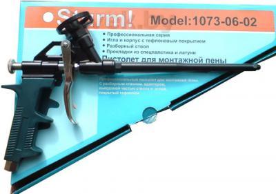 Пистолет для монтажной пены Sturm! 1073-06-02 - общий вид