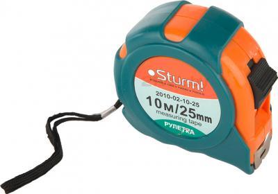 Рулетка Sturm! 2010-02-10-25 - вид сбоку