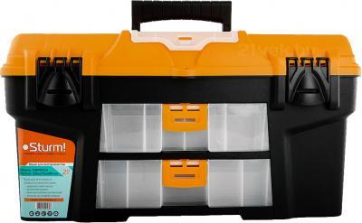 Ящик для инструментов Sturm! TBPROF21 - вид спереди
