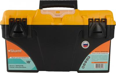 Ящик для инструментов Sturm! TBPROF318 - вид спереди